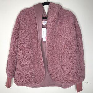 LuLa Roe Teddy Bear Jacket